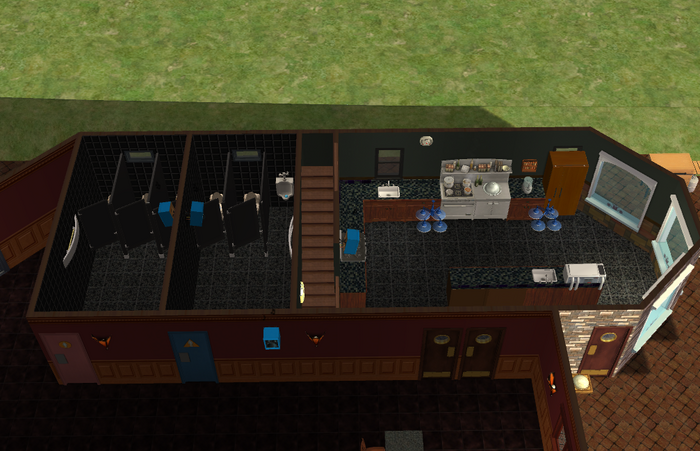 Amar's Hangout ground floor kitchen and bathrooms.png