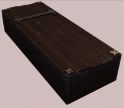 Aged Wooden Coffin.png