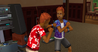 Jared and Tommy Urban playing punch u punch me on a summer morning.png