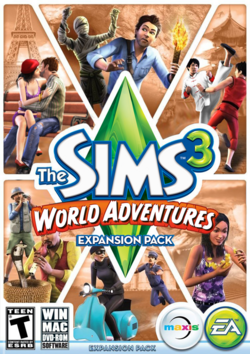 The Sims 3 World Adventures Cover.png
