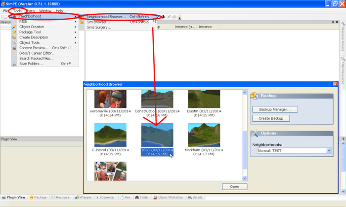 Ts2 extracting sims tutorial 1.png
