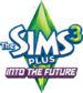 The Sims 3 Plus Into the Future Logo.png