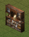 Ts1 ornery owl pioneer bookcase.png
