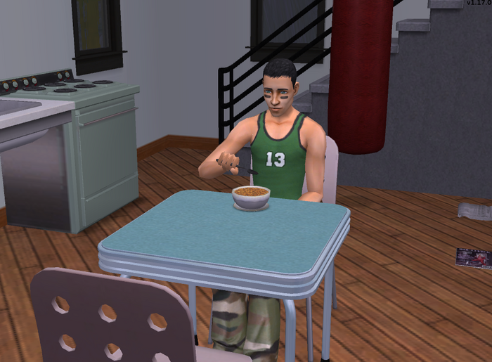 Serge eating breakfast.png