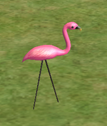 Ts2 shocking pink flamingo.png
