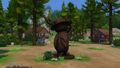 Granite Falls Camping Mascot.png