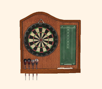 Burled Wood Dartboard.png