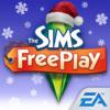 The Sims Freeplay christmas logo.png