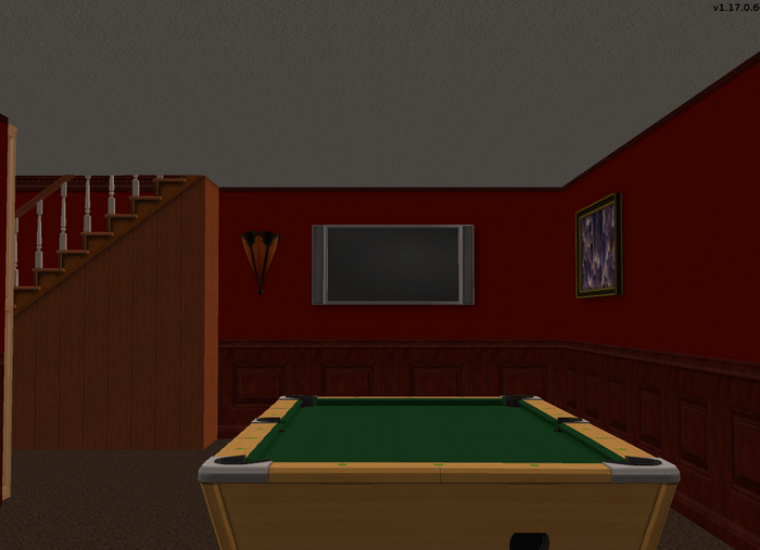 Amar's Restaurant looking towards TV and pool table.png
