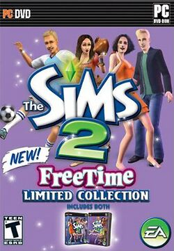 The Sims 2: FreeTime Limited Collection
