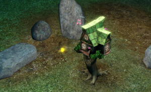 Fairy House Sims 3 Supernatural.png
