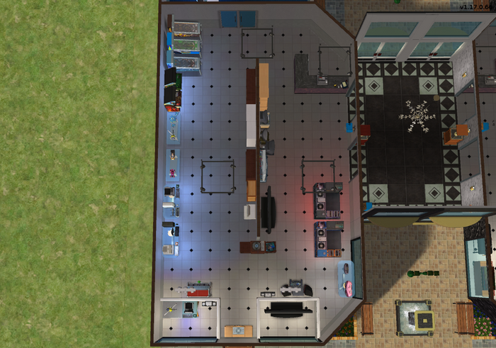 Amar's Appliances electronics wing topdown.png