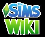 The Sims Wiki logo