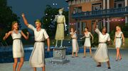 Sims greek party.jpg