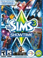 The Sims 3 Showtime Cover.jpg