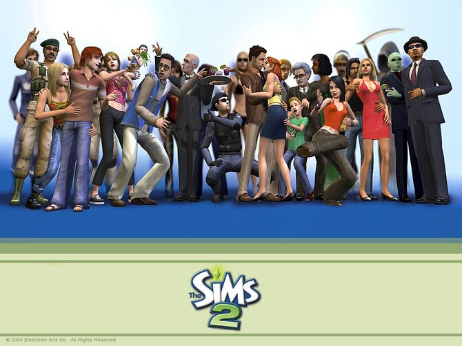 Welcome to The Sims Wiki