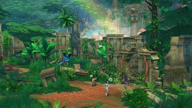The Sims 4: Jungle Adventure