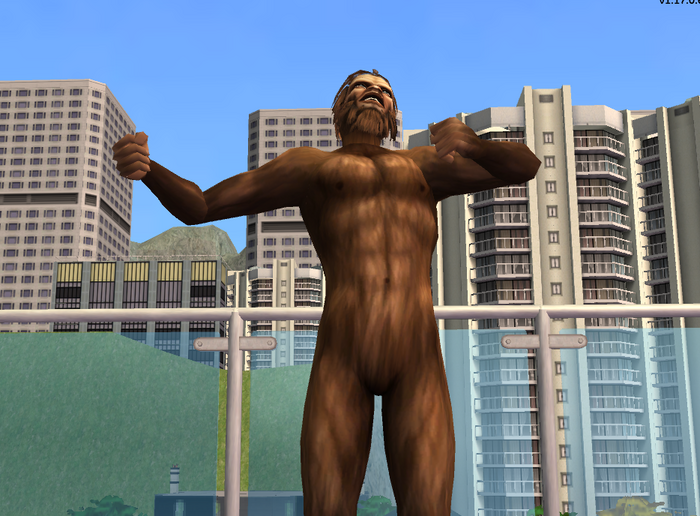 Alec Bigfoot pounding his chest.png