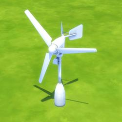TS4 Classic Wind Turbine - Roof.png