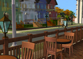 Amar's Hangout outdoor restaurant looking towards street.png