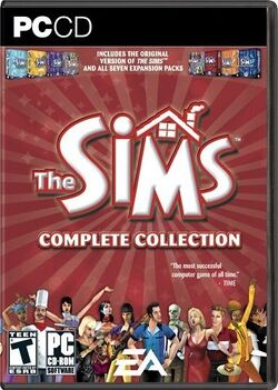 The Sims Complete Collection
