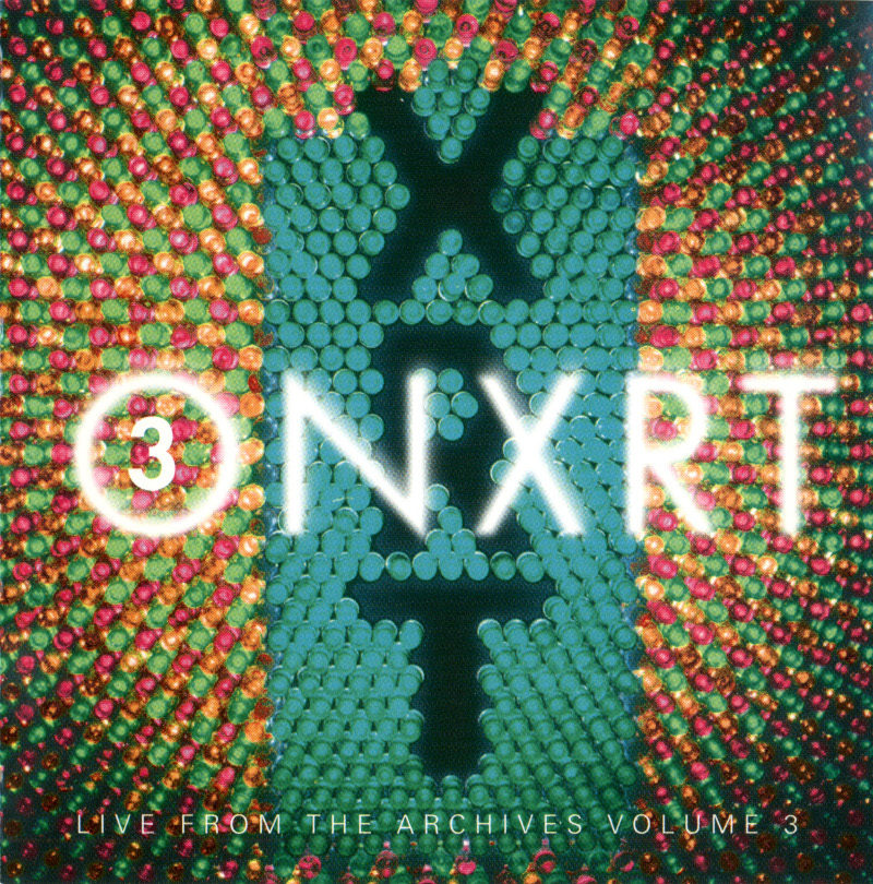 ONXRT - Live From The Archives Volume 3.jpg