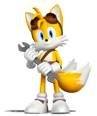 Artwork Tails - Sonic Boom.png