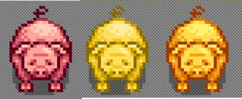 Step 9 of the recolour tutorial