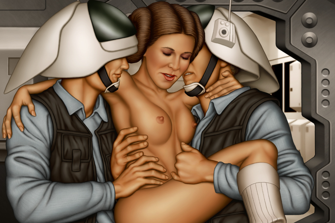 Nackt sex organa leia Leia Organa
