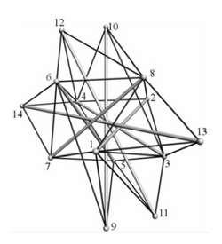 7 strut by Motro Structural Morphology of Tensegrity Systems.png