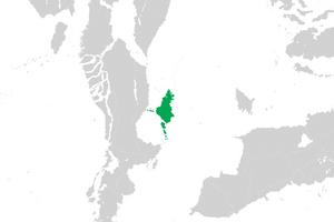 Sokala's location on Urth