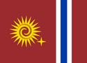 Flag of K'undzeti