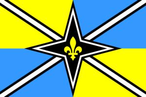 The Yadylikan Federal Flag