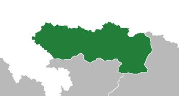 Location of Pledonia