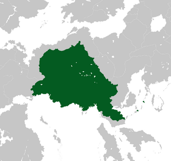 Map of Packilvania