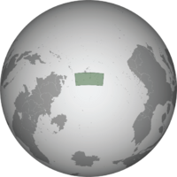 Location of the Andorinhões