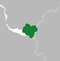 Location of Transnalpia