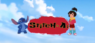 Stitch & Ai English title card.png