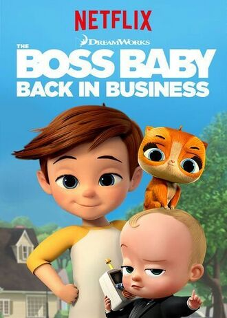 The Boss Baby Back In Business Terrible Tv Shows Wiki