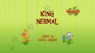 King Nermal The Garfield Show Terrible Tv Shows Wiki