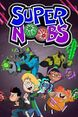 Supernoobs - Scott Fellows' 2nd show that was no better than the already bad, Johnny Test where 4 high school kids try so hard to be edgy.