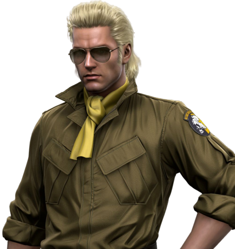 Kazuhira Miller The Final Rumble Wiki Glad to be with you, boss. kazuhira miller the final rumble wiki