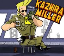 Kazuhira Miller The Final Rumble Wiki Personaggio della serie di videogiochi metal gear. kazuhira miller the final rumble wiki