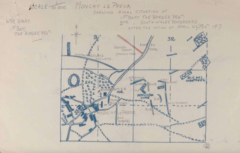 1st Border Regiment, April 1917 (Monchy-le-Preux).png