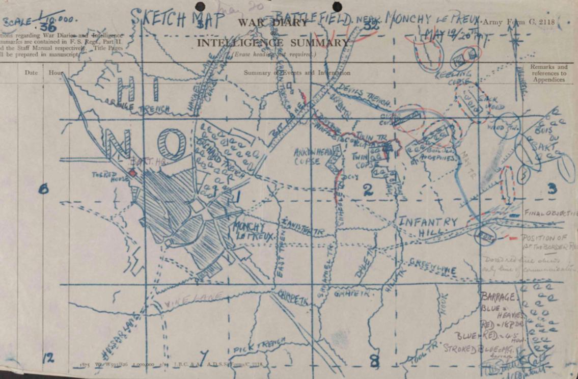 1st Border Regiment, May 1917 (Monchy-le-Preux).png