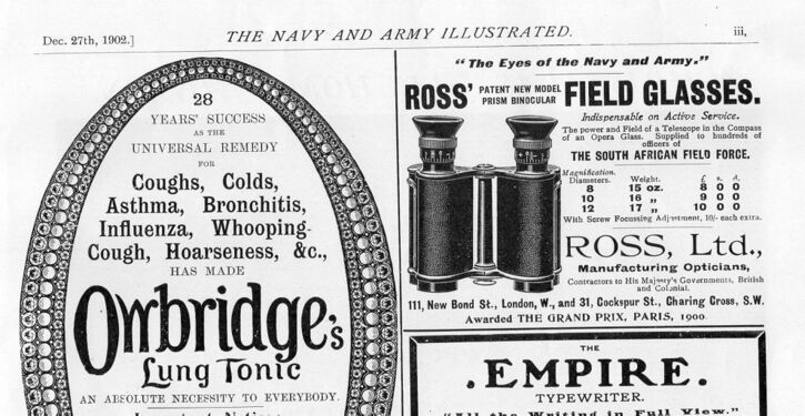 Navy and Army Illustrated advertisements 1902.jpg