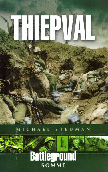 Thiepval- Battleground Somme (book cover).jpg
