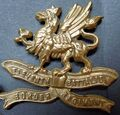 11th Border Regiment cap badge (brass) 05.jpg