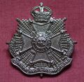 4th Border Regiment cap badge (replica front).JPG