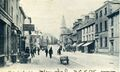 Highgate and Town Hall (with clock tower), Kendal 1905.jpg